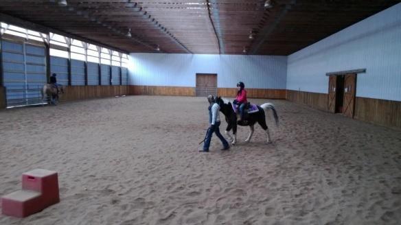 Jenna riding a horse (2)