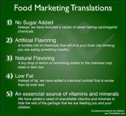 Natural flavoring