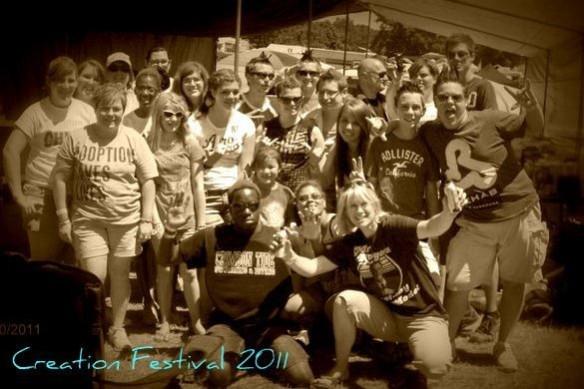 Creation 2011 group shot(1)