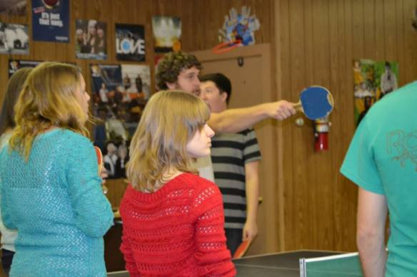Serious ping pong 2